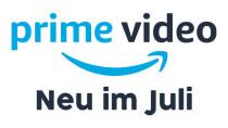 Amazon Prime Video: Übersicht der neuen Serien und Filme im Juli