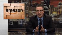 John Oliver greift Amazon scharf an, der Konzern reagiert beleidigt