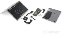 iFixit zerlegt neue MacBook Pros: Größerer Akku, verlötete SSD
