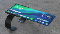 Smartphone-Zukunft: Oppo denkt an Riesen-Display am Handgelenk