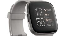Fitbit Versa 2 Fitness-Smartwatch: AMOLED-Display & Sprachsteuerung