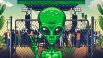 Area 51: Militär entschuldigt sich für Bomber-Tweet - der Sturm entfiel