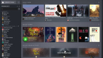 Komplett neue UI: Steam startet bald eine stark überarbeitete Bibliothek