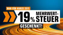 Stark reduziert: Media Markt & Saturn feiern den 19%-MwSt.-Rabatt
