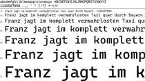 Cascadia Code: Microsoft bringt neue Schriftart für Programmierer