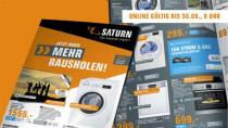 Saturn-Angebote: Technik-Schnäppchen nur heute stark reduziert