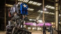 Schnapsidee Kampfroboter: Megabots pleite, Riesen-Mech auf Ebay