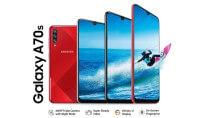 Galaxy A70s: Samsung bringt sein erstes Smartphone mit 64 Megapixel