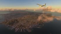 Microsoft Flight Simulator: Per Cloud zum unglaublichen Detail-Reichtum