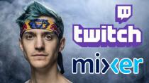 Mixer: Ninja und Shroud wollten trotz 'irrer Summen' nicht zu Facebook