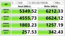 CrystalDiskMark Portable - Benchmark für Festplatten und SSDs
