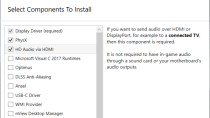 NVCleanstall Download - Nvidia-Grafiktreiber anpassen