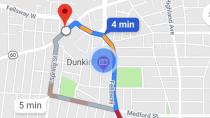 Werbung auf Google Maps: Geschäfte als Zwischenstopp empfohlen