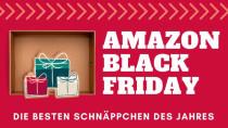 """Schnäppchen-Tage: Amazon startet """"Black Friday Woche"""" ab 22.11."""