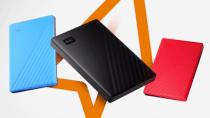 WD My Passport: Flotte Festplatten & SSDs mit bis zu 5 TB Speicher