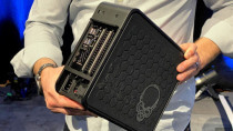 Ghost Canyon: Intel zeigt neuen, modularen NUC 9 Extreme Mini-PC