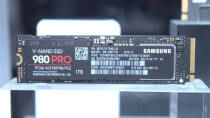 Samsung 980 Pro gesichtet: Extrem schnelle NVMe-SSD mit PCIe 4.0