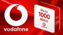 Vodafone: CableMax-Tarif mit 1000 MBit/s für 39,99 Euro wieder da