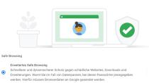 Google stattet den Chrome-Browser mit neuen Sicherheits-Features aus