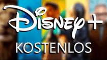 Disney+ kostenlos testen: 1000 Filme & Serien für 7 Tage streamen