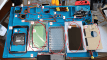 Günstiger und lauffähig: Hardware-Modder baut sich selbst eine Switch