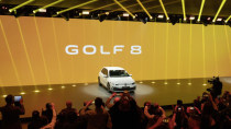 Neues Software-Problem: VW muss Golf 8 für Update zurückrufen