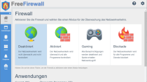 Free Firewall Download - Kostenloser Schutz für Windows