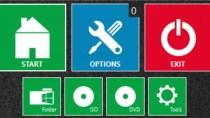 WinReducer EX-100 - Installations-CD von Windows 10 anpassen