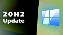 Microsoft bereitet das Windows 10 Oktober 2020 Update vor