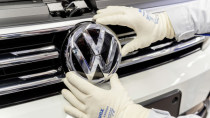 Leak: Erste Bilder vom fertigen VW ID.6 in China aufgetaucht