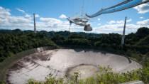 Nicht reparierbar: Legendäres Radioteleskop Arecibo wird abgerissen
