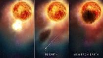 Ein Stern, dem das Licht ausgeht: Rätsel um Beteigeuze scheint gelöst