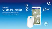 O2 Smart Tracker: Telefonica stellt einen eigenen GPS-Tracker vor