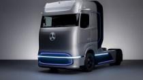 Akku und Wasserstoff: So sieht Daimlers Konzept für E-LKW aus