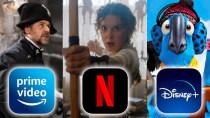 Netflix, Amazon und Disney+: Die besten Serien und Filme der Woche