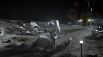 LunaNet: Mond soll bis 2024 mit Breitband-Internet versorgt werden