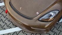Flachsidee: Mit diesem neuen Werkstoff ersetzt Porsche die Kohlefaser