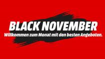Die besten Angebote: Media Markt und Saturn feiern Black November