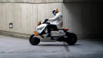 """Definition CE 04: BMW stellt futuristischen """"Cyberpunk-Scooter"""" vor"""