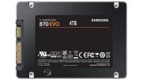 Samsung SSD 870 Evo: Neue, günstige SATA-SSDs mit bis zu 4 Terabyte