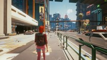 Ulkiges Ergebnis: Third-Person-PC-Mod für Cyberpunk 2077 verfügbar