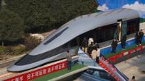 800 km/h: Chinesischer Hochgeschwindigkeitszug schnell wie Flugzeug