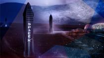 SpaceX muss die Arbeiten an der Mondlandefähre einstellen
