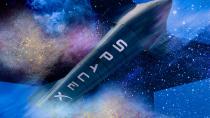 SpaceX: Vakuum-Triebwerk wurde erstmals an einem Starship gezündet