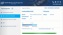 Intel Memory and Storage Tool Download - SSD-Optimierer