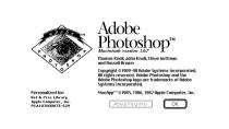 Photoshop 1.0.1: Adobe hat Quellcode freigegeben