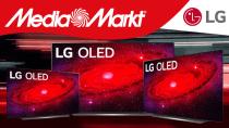 """LG OLED TV: 65""""-Testsieger bei Media Markt für kurze Zeit günstiger"""