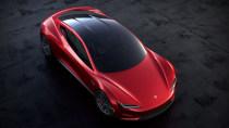 0-100 in 1,1 Sek. mit SpaceX-Paket: Tesla aktualisiert Roadster-Design