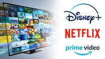 Netflix, Prime Video & Disney+: Alle neuen Filme und Serien der Woche