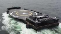 SpaceX: So sieht ein Next-Gen-Drohnenschiff für Booster-Landungen aus